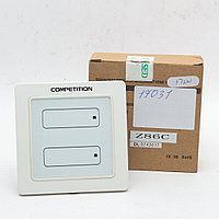 Беспроводной сенсорный переключатель для зановесок Competition Zigbee Z86C