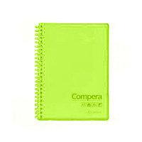 Блокнот B5 Comix CPB5801, 80 л., зелёный