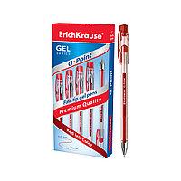Ручка гелевая ErichKrause® G-Point, цвет чернил красный