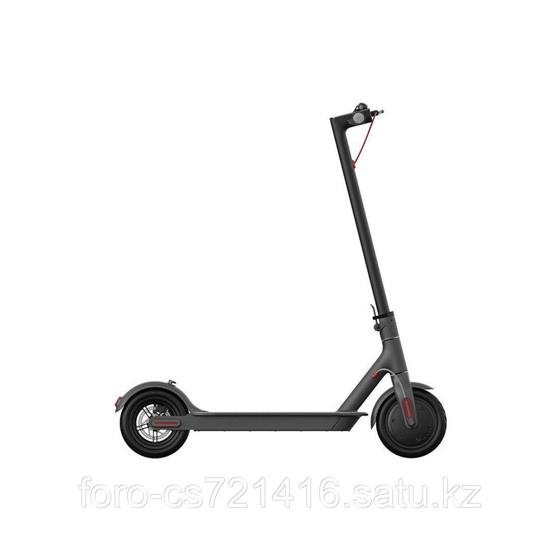 Электросамокат Xiaomi MiJia Smart Electric Scooter 1S - фото 2
