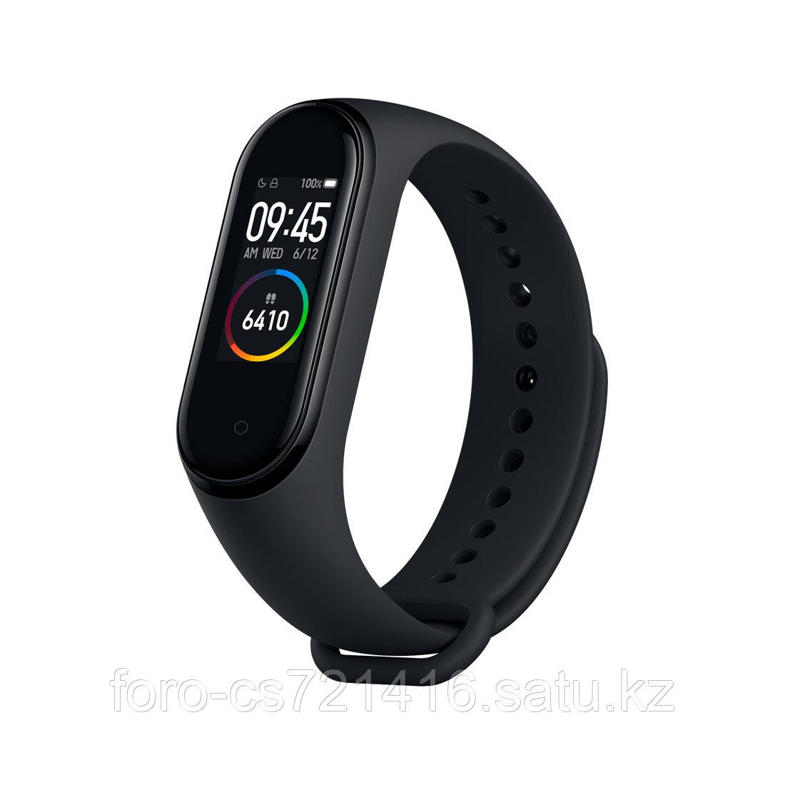Фитнес браслет Xiaomi Mi Smart Band 4 NFC - фото 1