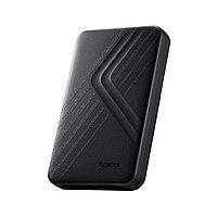 """Внешний жёсткий диск Apacer 1TB 2.5"""" AC236 Чёрный"""