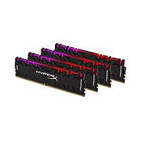 Комплект модулей памяти Kingston HyperX Predator RGB HX436C17PB3AK4/64 DDR4 64GB (4x16G) 3600MHz