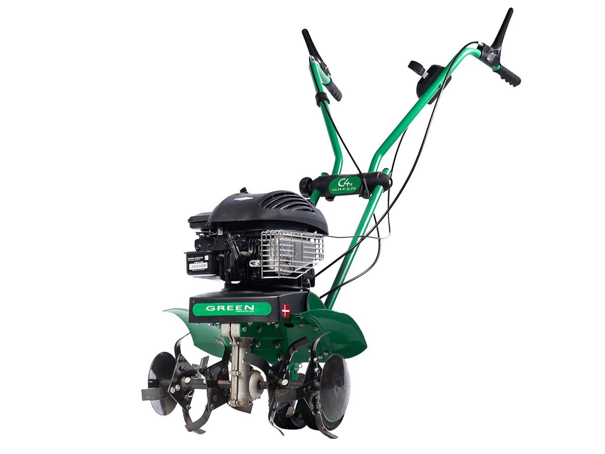Мотокультиватор Green Tiller C4R