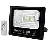 Прожектор на солнечной батарее 40 ватт LED для наружного и внутреннего освещения, фото 3
