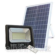 Прожектор на солнечной батарее 300 ватт LED для наружного и внутреннего освещения