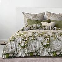 Любимый дом Комплект постельного белья  Яблоневый Цвет, Дуэт( семейный набор)
