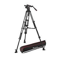 MVK612TWINMA штатив MVTTWINMA с видеоголовой MVH612AH для видеокамеры Manfrotto