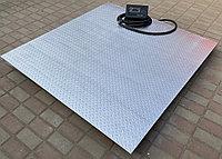 Платформенные весы ПРОМ-П-3000 кг (размер платформы 1,5 х 1,5 м)