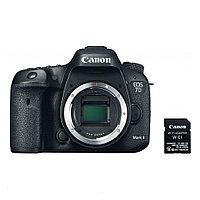 EOS 7D Mark II Body+W-E1 зеркальная цифровая камера и Wi-Fi-адаптер Canon