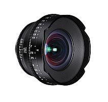 XEEN 16mm T2.6 FF CINE Lens Nikon кинообъектив с алюминиевым корпусом Samyang
