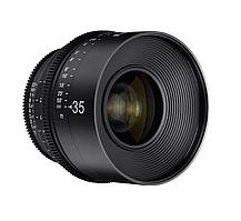 XEEN 35mm T1.5 FF CINE Lens Nikon кинообъектив с алюминиевым корпусом Samyang