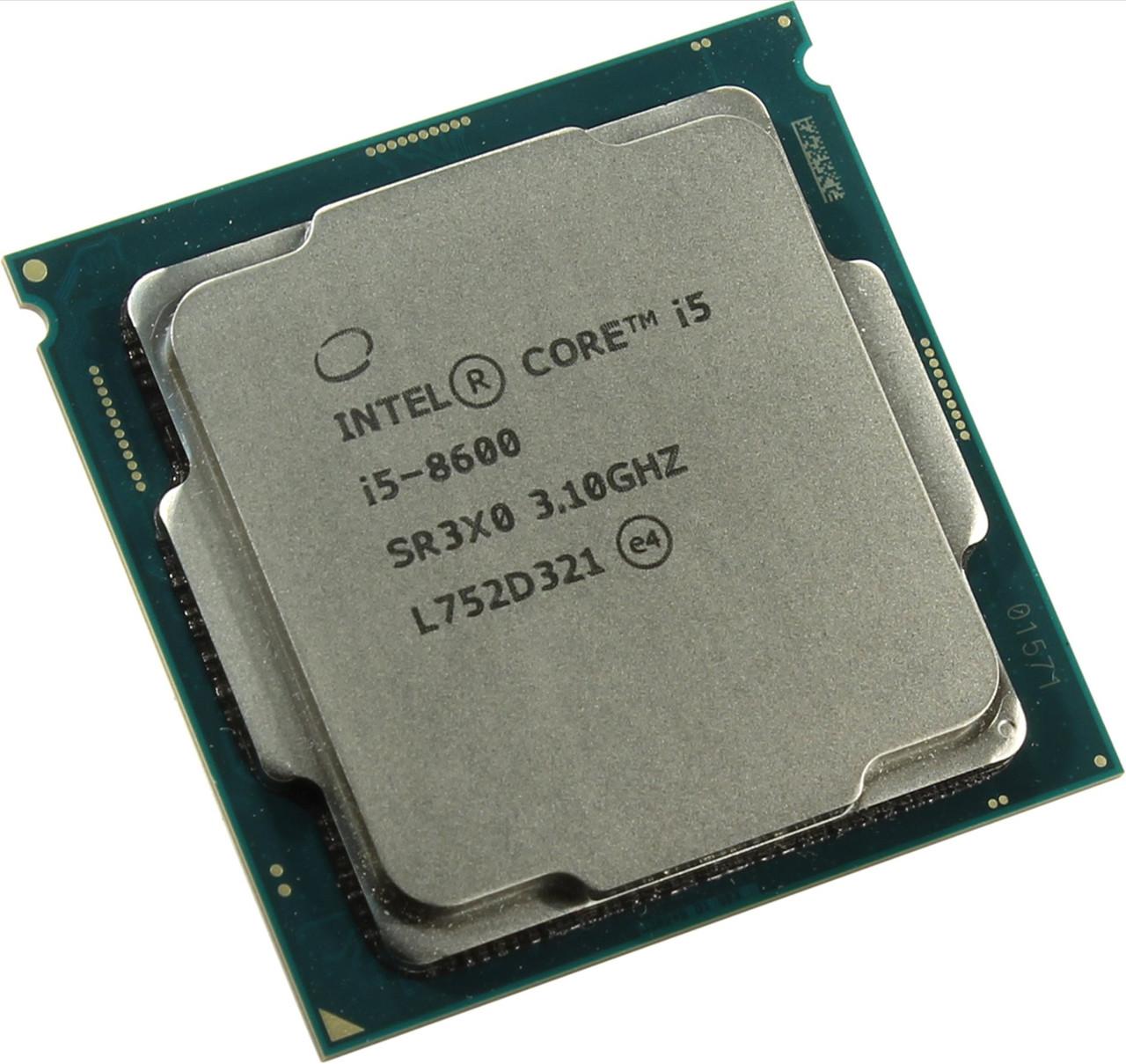 Процессор Intel 1151 i5-8600 3.10GHz,9MB