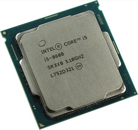 Процессор Intel 1151 i5-8600 3.10GHz,9MB, фото 2