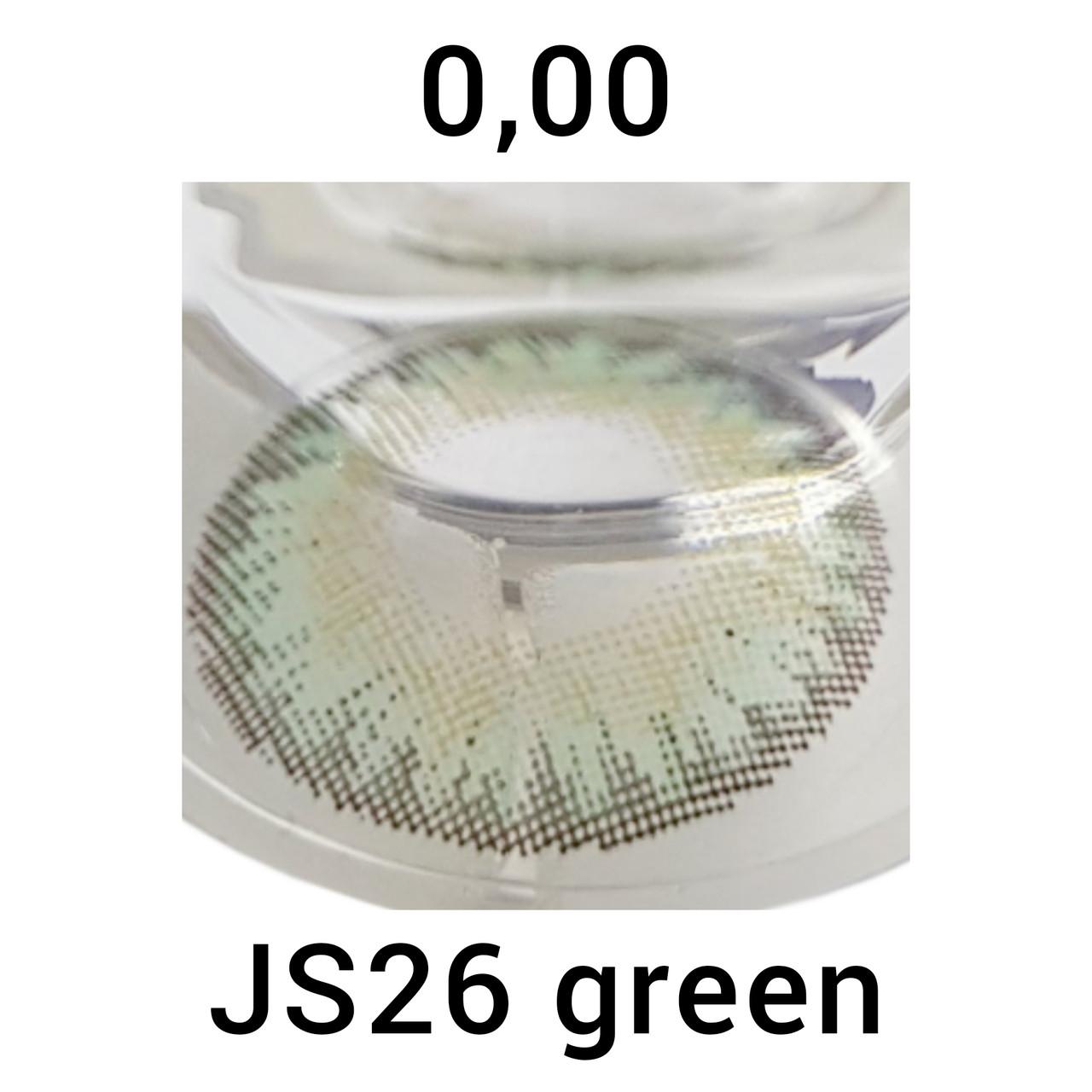 Цветные линзы-нулевки DOX