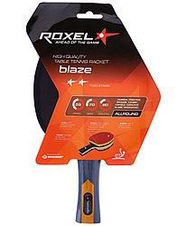 Ракетка для настольного тенниса 2* Blaze, коническая Roxel