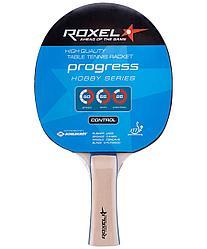 Ракетка для настольного тенниса Hobby Progress, коническая