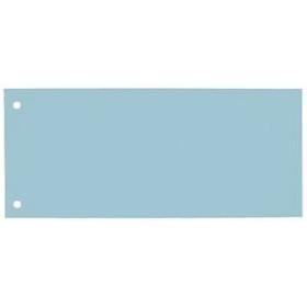 Разделитель 105x240мм, 100л, 190гр, бумажный, синий Hamelin