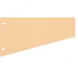 Разделители картонные Attache 12х23см, 100шт/уп, оранжевый
