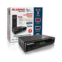 Цифровой телевизионный приемник LUMAX DV3215HD