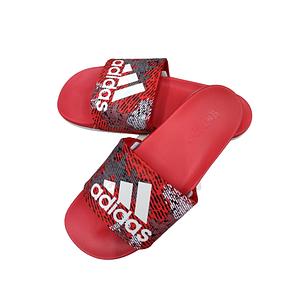Сланцы красные Adidas размеры 40-45