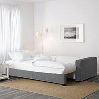 3-местный диван-кровать GIMMARP Гиммарп, Рудорна светло-серый, фото 3