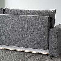 3-местный диван-кровать GIMMARP Гиммарп, Рудорна светло-серый, фото 7
