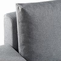 3-местный диван-кровать GIMMARP Гиммарп, Рудорна светло-серый, фото 6