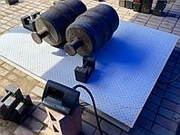 Платформенные весы ПРОМ-П-5000 кг (размер платформы 1,5 х 2.0 м)
