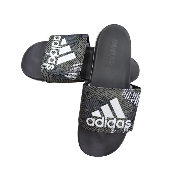 Сланцы серые Adidas размеры 40-45