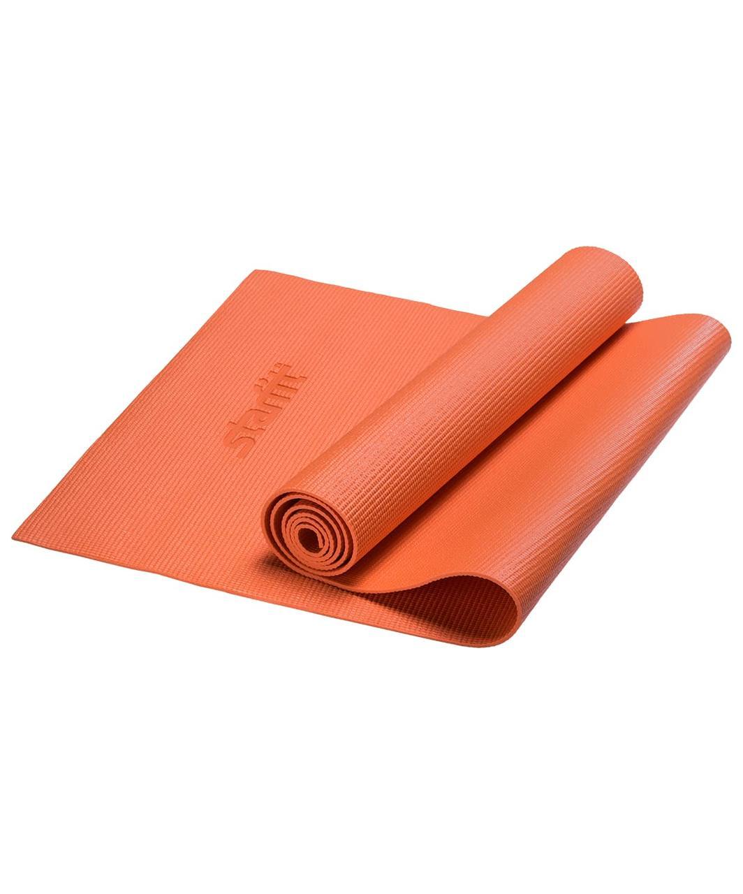 Коврик для йоги FM-101, PVC, 173x61x0,4 см, Starfit