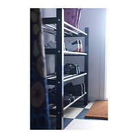 """Полка для обуви TJUSIG Чусиг, черный 79x32x37 см """", фото 2"""