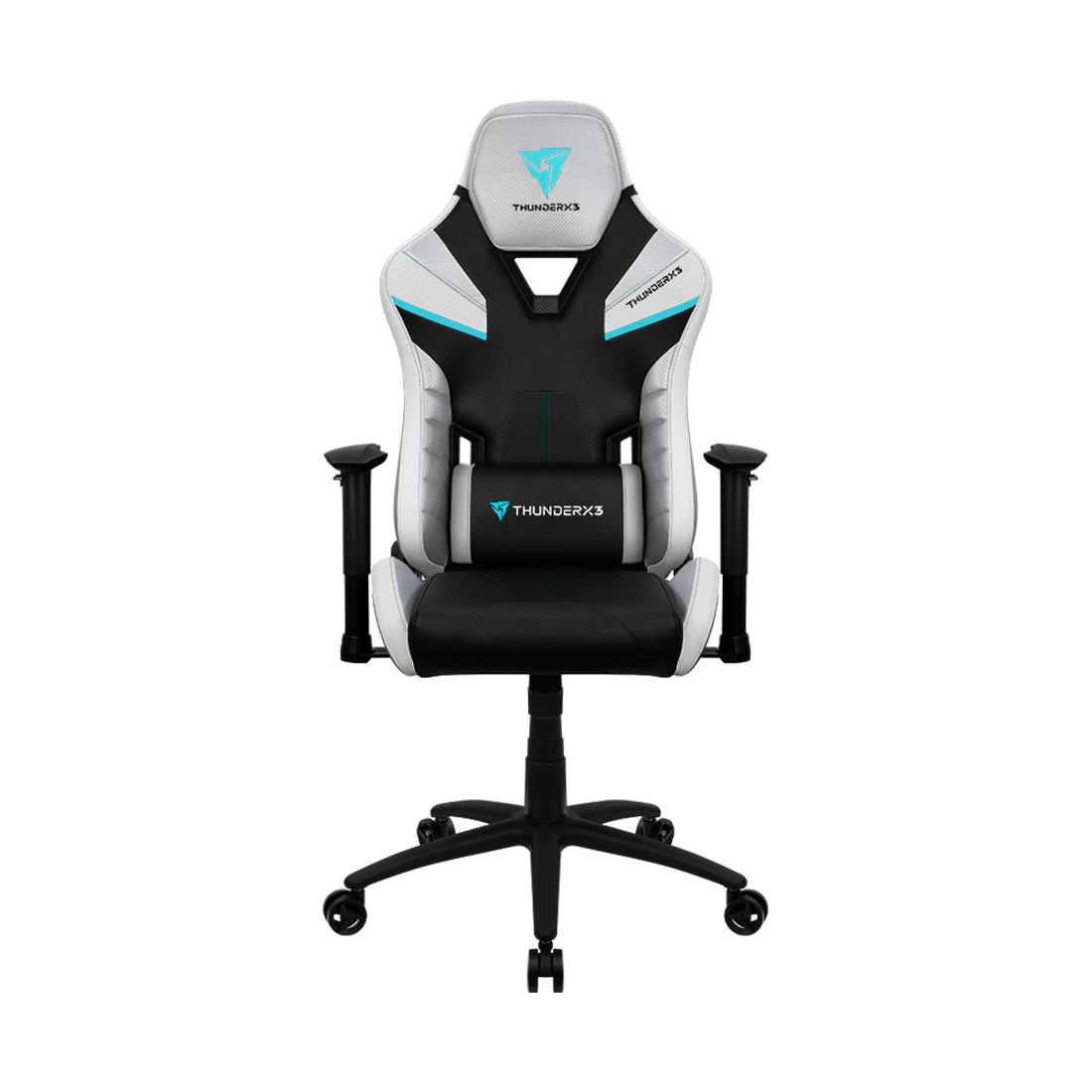 Игровое компьютерное кресло ThunderX3 TC5-Arctic White
