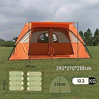 MIMIR-1610 Автоматическая палатка. 1 комната. 1 зал.