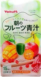 Аодзиру  фруктовый Yakult 15шт
