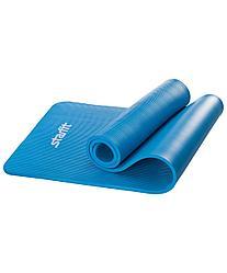 Коврик для йоги FM-301, NBR, 183x58x1,2 см, синий Starfit