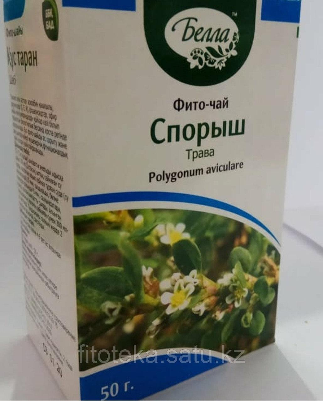 Спорыш трава 50,0г  ф/чай Белла