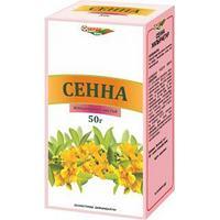 Сенны лист 50гр ф/чай Белла