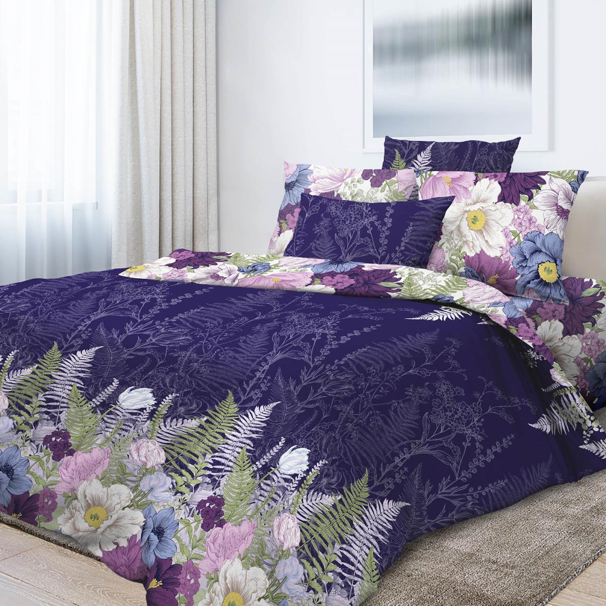 Любимый дом Комплект постельного белья Сказочная ночь, 1.5 спальный