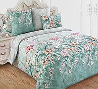 Любимый дом Комплект постельного белья Фламинго, 1.5 спальный