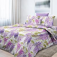 Любимый дом Комплект постельного белья Полет шмеля, 2 спальный евро