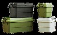 Набор пластиковых контейнеров (350ml; 540ml; 800ml; 1200ml;)