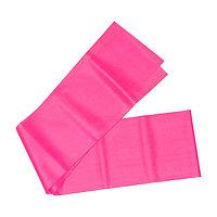 Эластичная лента / для фитнеса, йоги и пилатеса / размер 2 м / цвет розовый