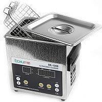 Ультразвуковая ванна Baku BK-1200 с функцией дегазации жидкости 1.6L, 60W, 40 kHz