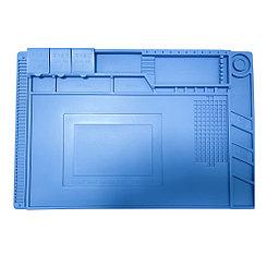 Коврик на стол антистатический Ya Xun YX160 (450x300 мм) Blue