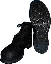 Ботинки юфтивые гвоздевые