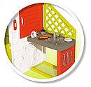 Домик для друзей с кухней и звонком 810202 Smoby, фото 4