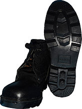 Ботинки юфтевые МБС, арт.0099