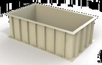 Емкости, резервуары, изделия под заказ из листового полипропилена
