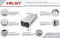 Преимущества алюминиевых лаг Hilst
